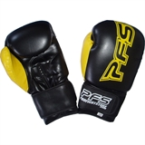 Black-Yellow Slam rukavice za boks