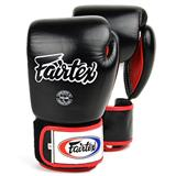 Fairtex rukavice za boks 3-Tone black