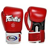 Fairtex rukavice za boks 3-Tone red