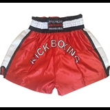 Hlačice Kickboxing Red