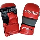 MMA rukavice Training Red