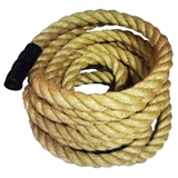 Battle rope uže za fitness - 15 metara