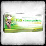 CLA + Green Tea + L-carnitine 60 kapsula - Olimp