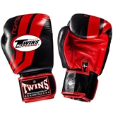Twins rukavice za boks Fighting spirit red