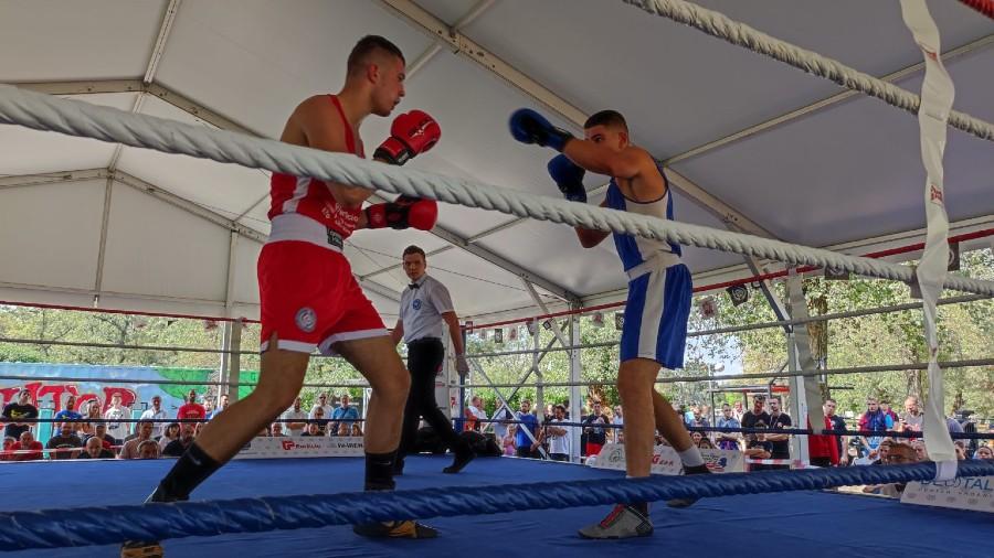 HBS i BK Gladijator organizirali prvenstvo u boksu za žene i mlađe seniore!
