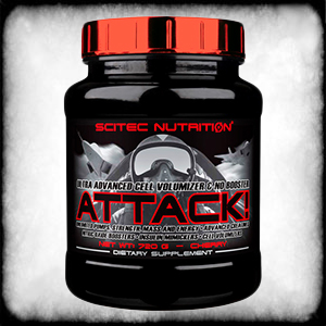 Attack! 720g - Scitec Nutrition