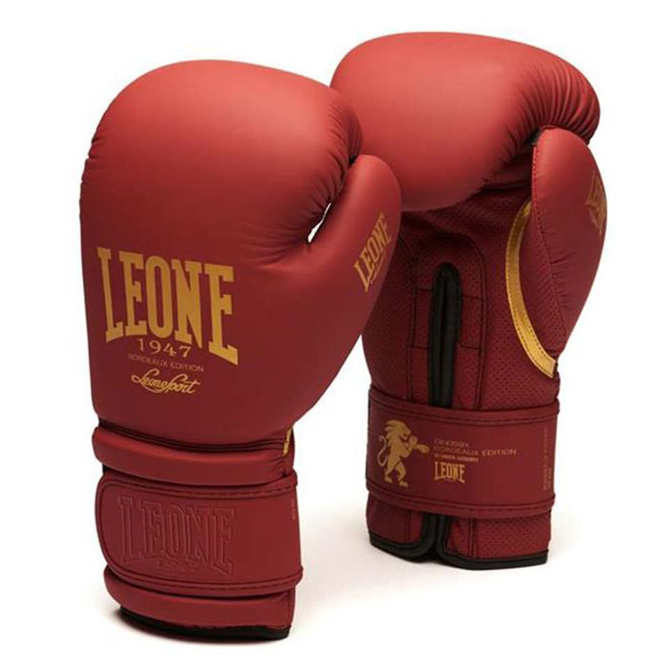 Leone rukavice za boks Bordo edition