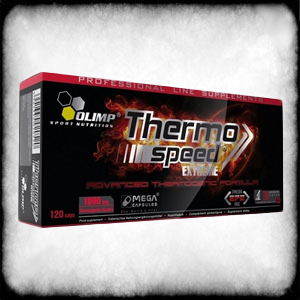 Thermo Speed Extreme 120 kapsula - Olimp