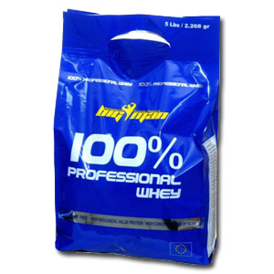 100% Professional Whey – Big Man