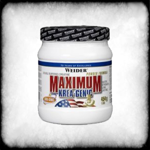 Maximum Krea-Genic prah (454 g) - Weider