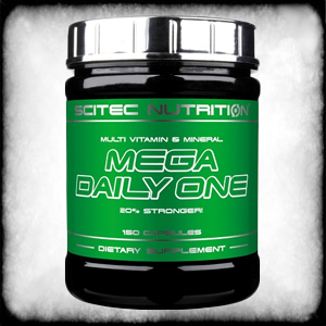 Mega Daily One 120 kapsula - Scitec Nutrition