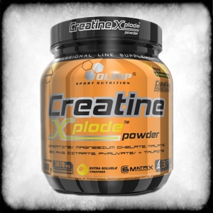 Creatine Xplode 500 g - Olimp