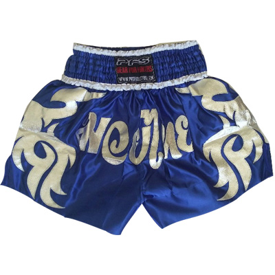 Muay Thai hlačice Patong Blue