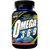 OMEGA 3-6-9 (90 softgelova) - MVP Nutrition