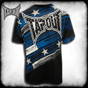 "Tapout majica ""Pat Barry All Star"""