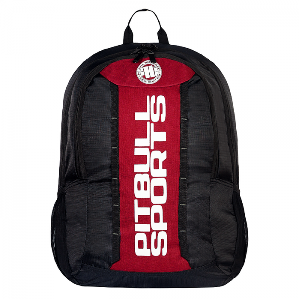 Backpack Pit Bull West Coast red
