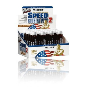 Speed Booster Plus II Ampule - Weider