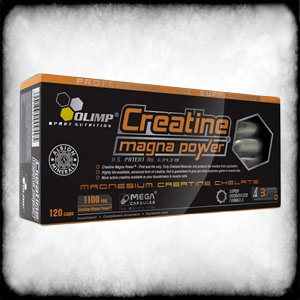 Creatine Magna Power 120 kapsula - Olimp