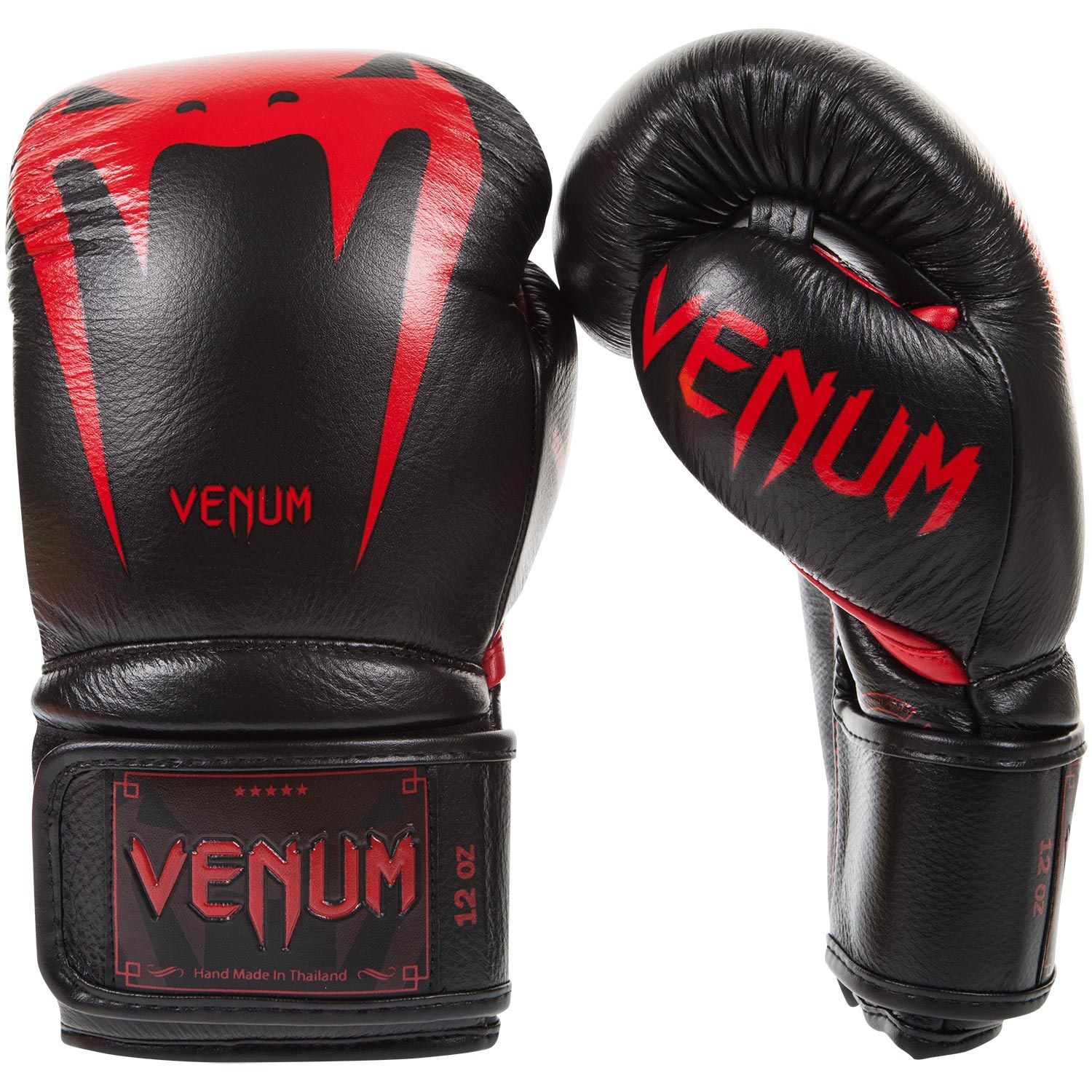 Venum boks rukavice Giant 3.0 Black Devil
